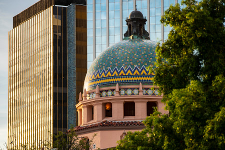 File: Pima County dome