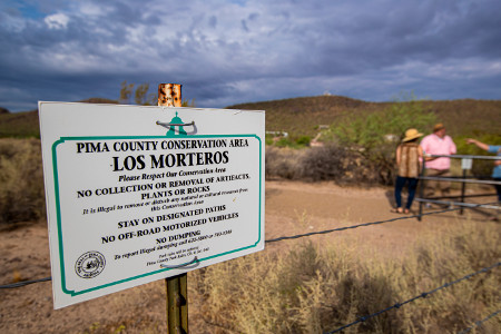 File: Los Morteros Conservation Area