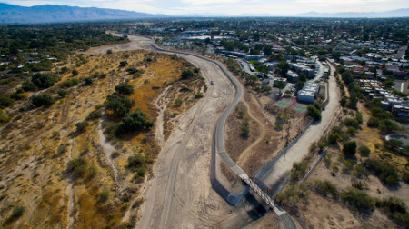 File: File: Pantano Wash Bank Protection and River Park Project