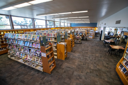 File: Library stacks
