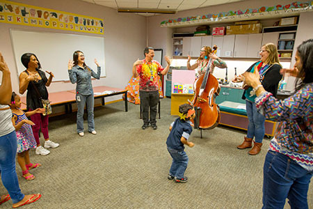 Pima County Library Rainbow Storytime