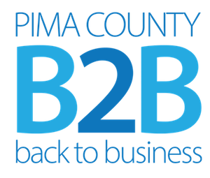 Pima County Back to Business Logo