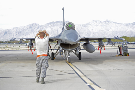 Operation Snowbird at Davis-Monthan Air Force Base
