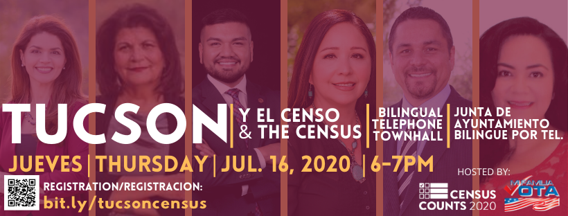 Census Bilingual Town Hall event Picture
