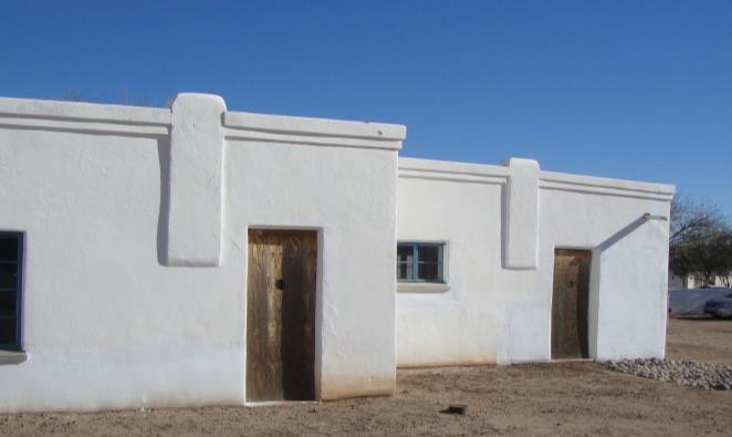 Canoa Ranch Buildings