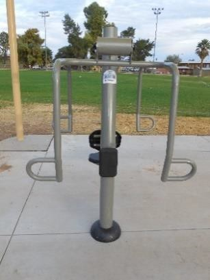 exercise station