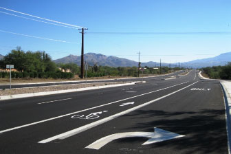 Tanque Verde Road: Catalina Highway to Houghton Road
