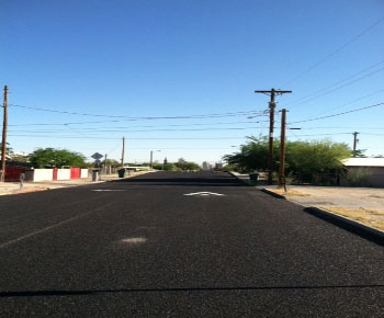 South Tucson Pavement Chip Seal