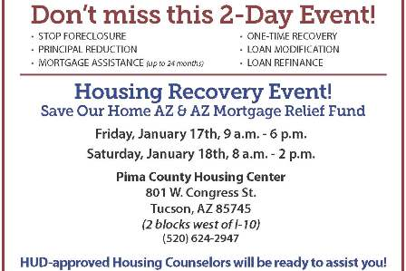 Housing Recovery Event
