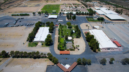 Pima County Fairgrounds aerial