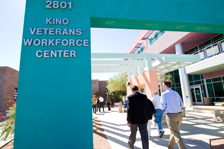 Kino Veterans' Workforce Center