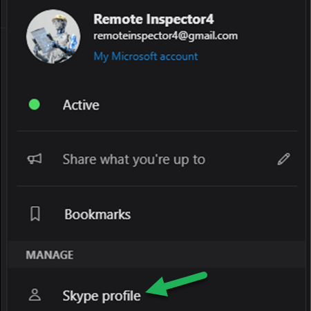 Skype Username Android 002