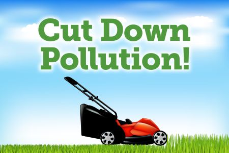 Cut Down Pollution