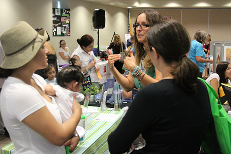 breastfeeding fair photo