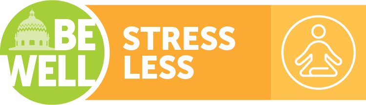 Stress Less Logo