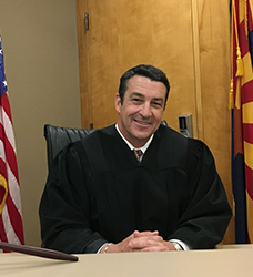 Judge Raymond Carroll