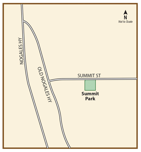 Summit Park Map