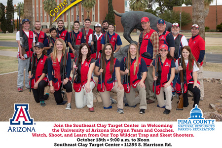 UA Shotgun Team