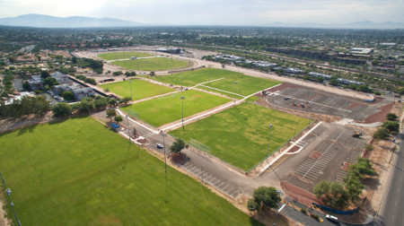 Rillito athletic fields