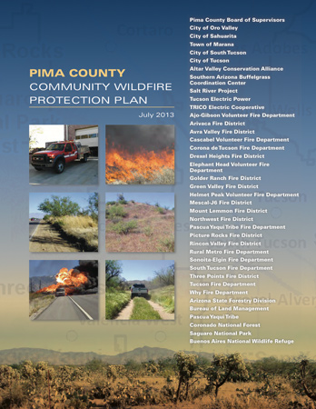 Community Wildfire Plan