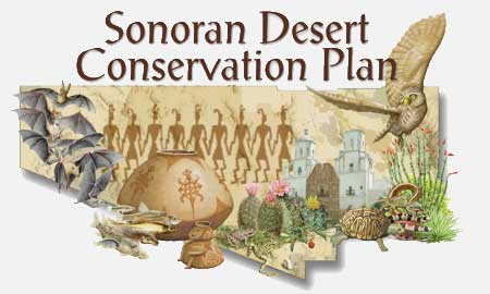 Sonoran Desert Conservation Plan Header