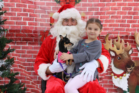 2015 Santa Adoption Party
