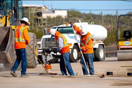 Repair or Replace the Roads in Pima County
