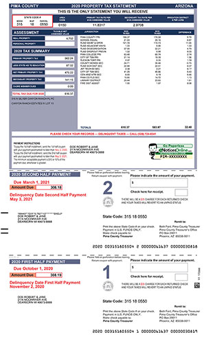 Taxpayer Information Sheet