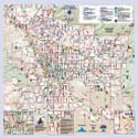 Regional bike map interior
