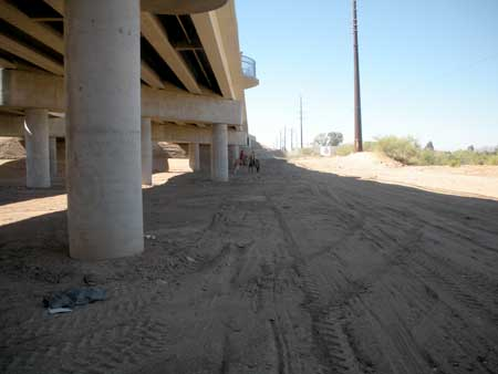 La Cholla - Magee Road to Overton Road Project