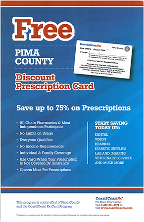 Coast 2 Coast Prescription Discount Card