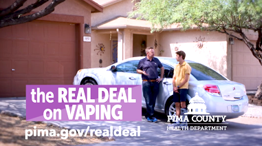 The Real Deal Vaping Mother Video