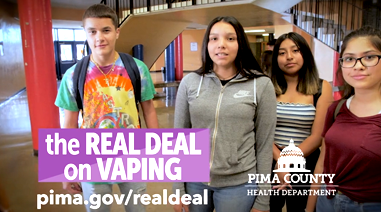 The Real Deal Vaping Teens Video