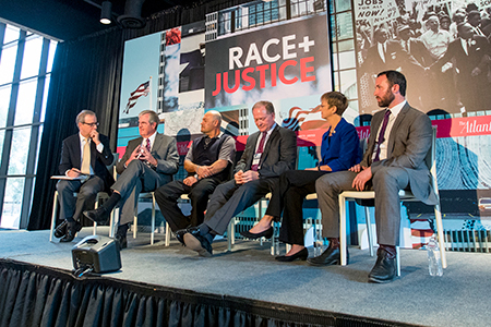 File: Race + Justice Forum
