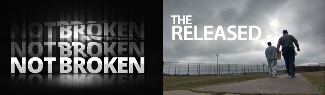 Photo credit: PBS/'The Released'; AZPM/'Not Broken'