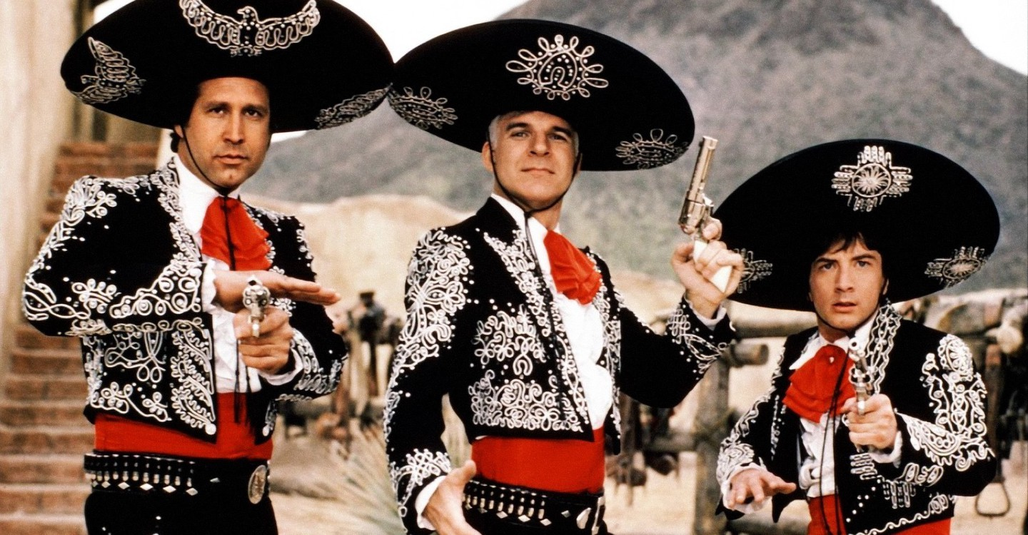 'The Three Amigos'/Credit L.A. Films