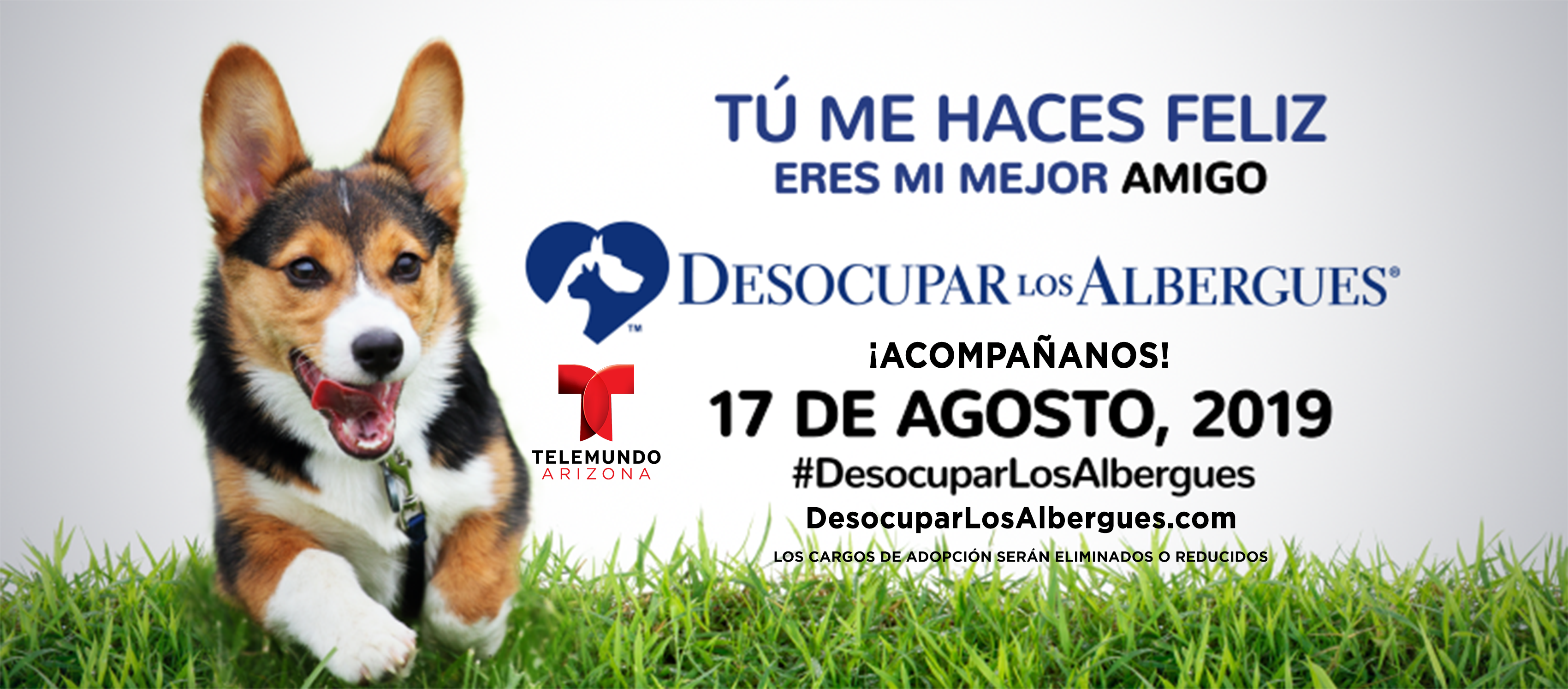 Desocupar Los Albergues  August 17, 2019